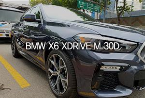 수입 준대형SUV BMW X6 M Sport Edition 리스 출고 후기