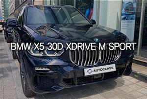 2021 BMW X5 xDrive 30d M Sport